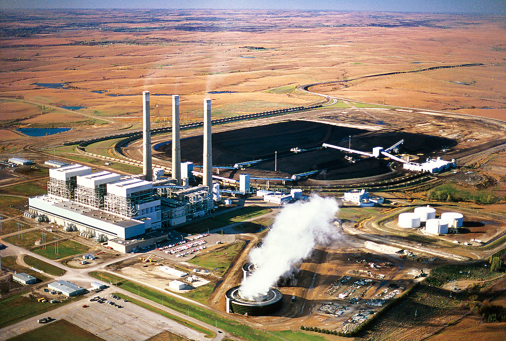 Jeffrey Energy Center produces nearly 14 million megawatts hours per year and over 16 million tons of CO2 yearly. Among generating facilities, it is America's fifth largest emitter of Mercury, releasing more than 1,000 pounds per year.