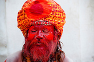 21-3-2016 KATHMANDU  nepal 2016 Shree Pashupatinath Temple   Prince harry visits nepal 5 days .holifestival  copyright robin utrecht