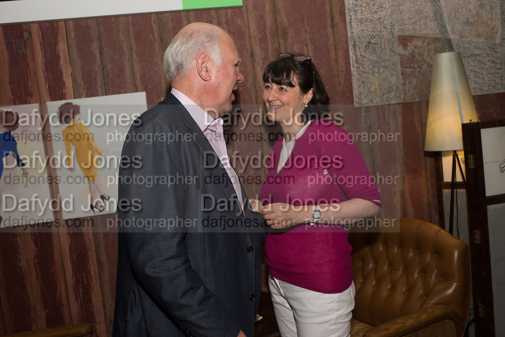MICHAEL COCKERELL; GEORGIA COLERIDGE, Party afterwards at the Royal Academy, Premiere of Revolution, New Art For a New World ,  Curzon cinema , London. 10 Nov 2016