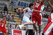 DESCRIZIONE : Roseto degli Abruzzi Torneo Bandiera Blu Italia Iran<br /> GIOCATORE : Marco Passera<br /> SQUADRA : Nazionale Italia Uomini <br /> EVENTO : Torneo Internazionale Bandiera Blu di Roseto degli Abruzzi<br /> GARA : Italia Iran<br /> DATA : 31/05/2008 <br /> CATEGORIA : penetrazione passaggio<br /> SPORT : Pallacanestro <br /> AUTORE : Agenzia Ciamillo-Castoria/E.Castoria<br /> Galleria : Fip Nazionali 2008<br /> Fotonotizia : Roseto degli Abruzzi Torneo Bandiera Blu Italia Iran<br /> Predefinita :