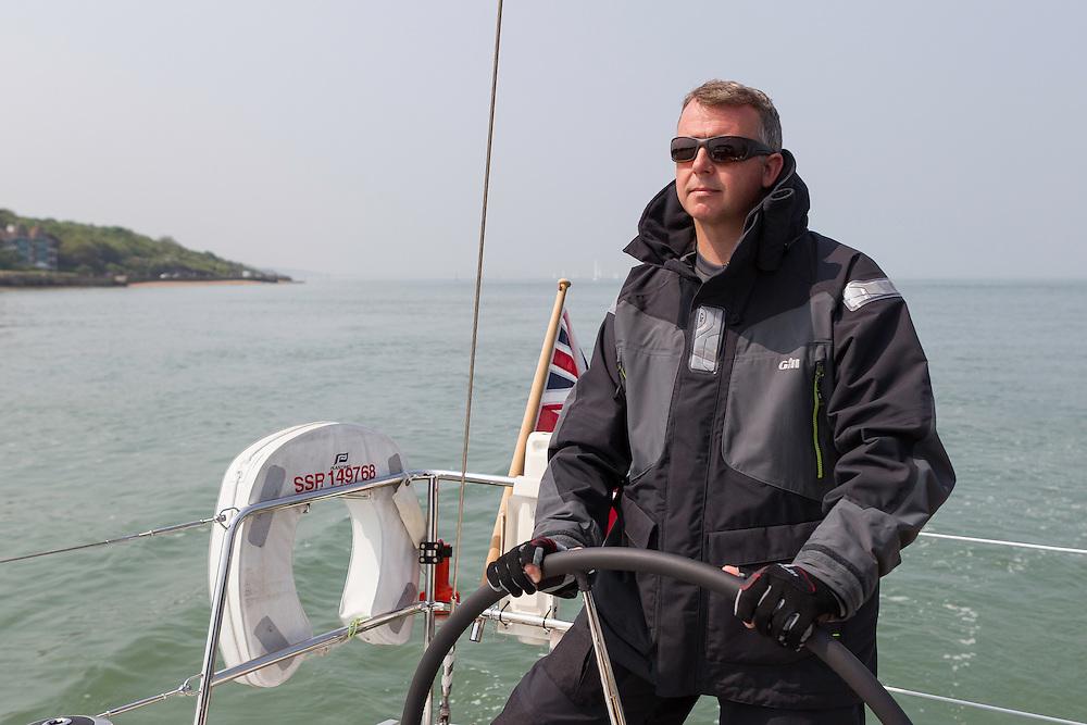 Gill photo shoot, Hamble/Cowes, 24th May 2012.