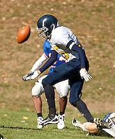 Varsity football Holderness versus Hyde October 23, 2010.