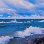 &quot;Morning on the Waves&quot; <br />