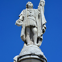 Christopher Columbus Monument in San Juan, Puerto Rico<br />