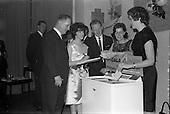 1962 - A.E.I. Gala reception at Shangri-la Hotel, Dalkey, Dublin