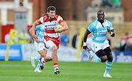 Rugby - Aviva Champ Gloucester v Worcester