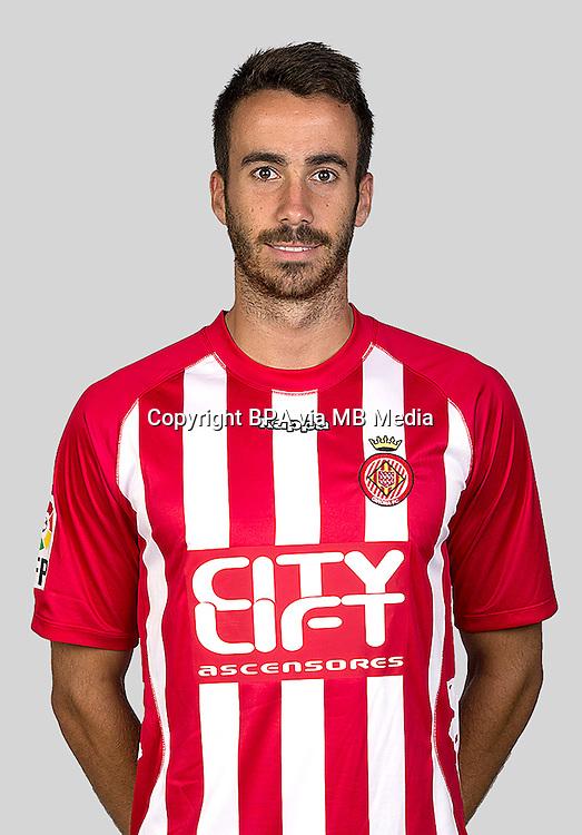 Spain - La Liga Adelante 2015-2016 / <br /> ( Girona F.C. ) - <br /> Sebastian Coris Cardenosa