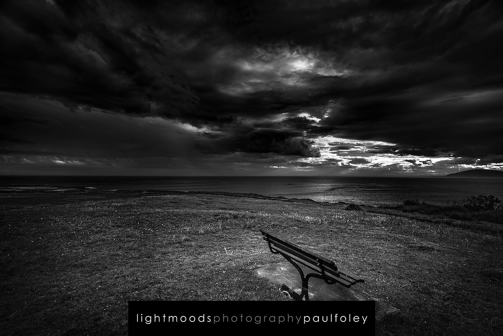 "Bench Series Gerroa, East Coast Australia 61cmx49cm (24"" 16"") Edition of 5"