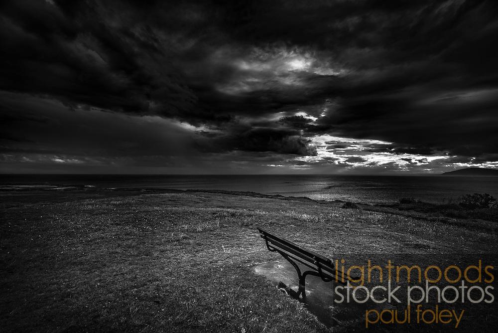 "Bench Series Gerroa, East Coast Australia 61cmx49cm (24"" 16"") Edition of 5"