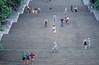 Ukraine, Odessa, Escalier Potemkin. // Potemkin stairs - Odessa - Ukraine