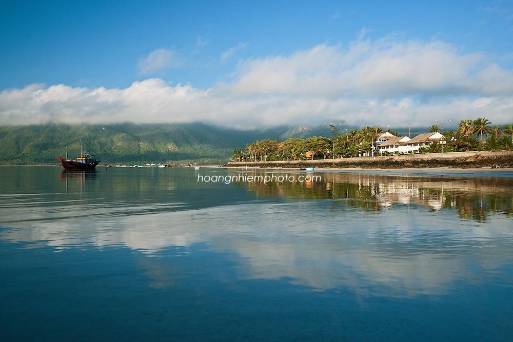 Vietnam images-phong cảnh biển-Côn Đảo-Seascape hoàng thế nhiệm