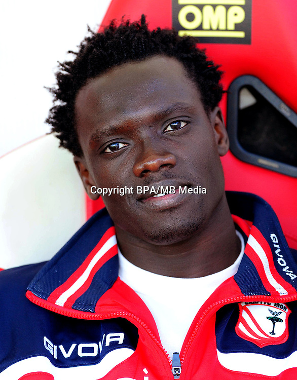 Italian League Serie B -2016-2017 / <br /> ( Carpi FC 1909 ) - <br /> Maodo Malick Mbaye