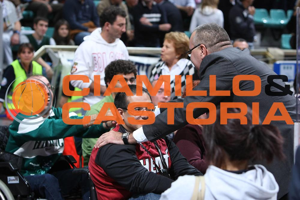 DESCRIZIONE : Bologna Lega A1 2008-09 Fortitudo Bologna Lottomatica Virtus Roma<br /> GIOCATORE : Jasmin Repesa<br /> SQUADRA : Lottomatica Virtus Roma<br /> EVENTO : Campionato Lega A1 2008-2009 <br /> GARA : Fortitudo Bologna Lottomatica Virtus Roma<br /> DATA : 18/10/2008 <br /> CATEGORIA : <br /> SPORT : Pallacanestro <br /> AUTORE : Agenzia Ciamillo-Castoria/C.De MAssis