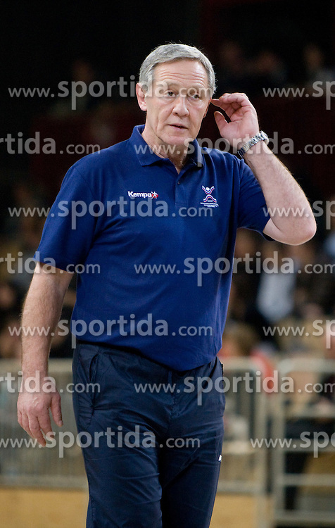 Head coach Zvonimir Serdarusic - Noka at Open training session for the public of Slovenian handball National Men team before European Championships Austria 2010, on December 27, 2009, in Terme Olimia, Podcetrtek, Slovenia.  (Photo by Vid Ponikvar / Sportida)