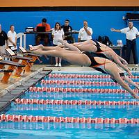 Swim vs Georgia Southern
