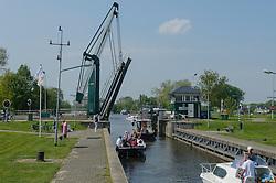 Sluis 't Hemeltje, Overmeer, Nederhorst den Berg, Wijdemeren, Netherlands