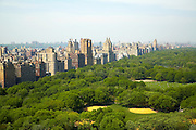 View of Central Park from 160 Central Park South, 33rd floor