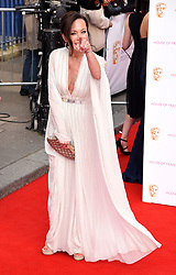 Amanda Mealing attends The House of Fraser British Academy Television Awards at The Theatre Royal, Dury Lane, London on Sunday 10 May 2015
