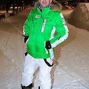 NLD/Zoetermeer/20130117 - Perspresentatie Vliegende Hollanders, Dean Saunders