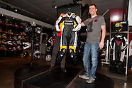 Dainese AGV 2012 US Press Event