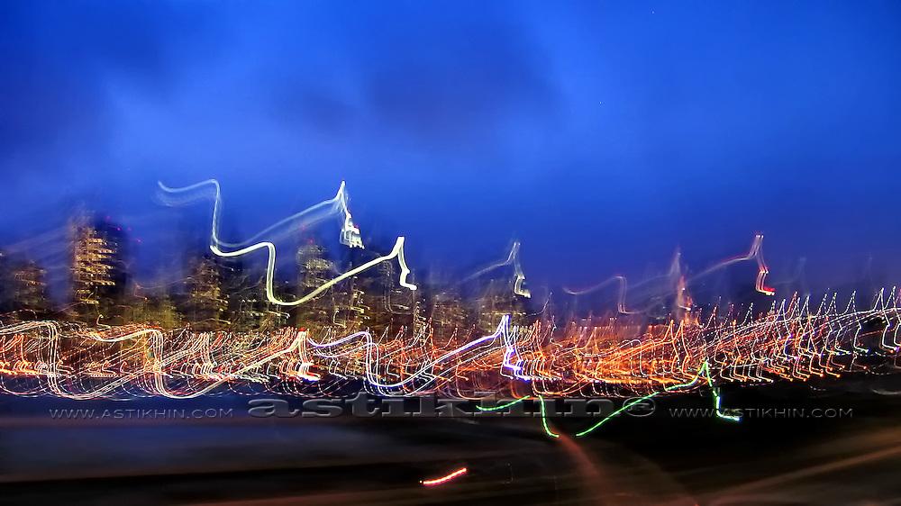 Color of Manhattan