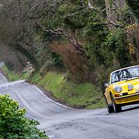 Car 8 Roger Powley / Leigh Powley