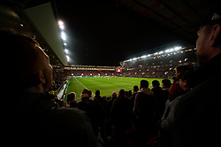 General view of Ashton Gate stadium as Bristol City play Manchester United - Mandatory by-line: Dougie Allward/JMP - 20/12/2017 - FOOTBALL - Ashton Gate Stadium - Bristol, England - Bristol City v Manchester United - Carabao Cup Quarter Final