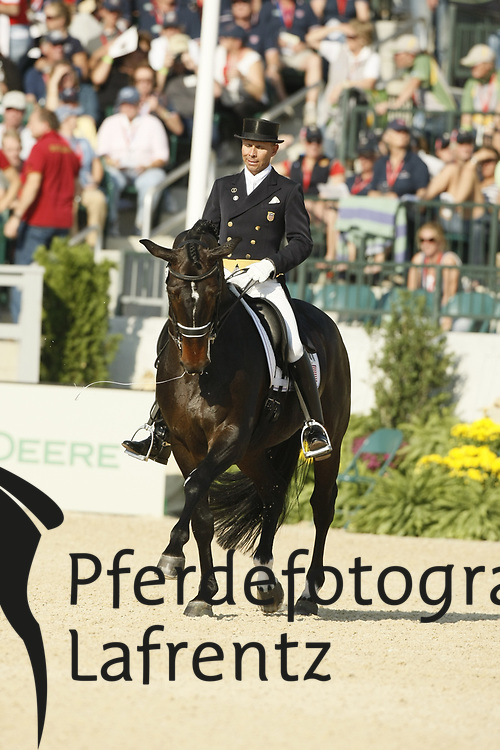 PETERS Steffen, Ravel<br /> Kentucky - Alltech FEI WEG 2010<br /> /