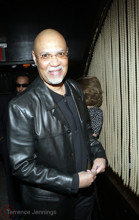 19 April 2010- New York, NY- Warrington Hudlin at The Tribeca Film Institute's 7th Annual Tribeca All-Access Kick Off Celebration held at Hiro Ballroom on April 19, 2010 in New York City. Photo Credit: Terrence Jennings