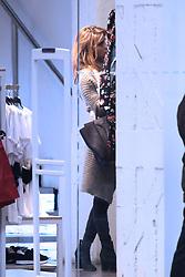 EXCLUSIVE: Daniele Rugani buys an engagement ring for his girlfriend, Michela Persico, from Damiani in Torino. The two reportedly will marry in 2018. 26 Nov 2017 Pictured: Daniele Rugani e Michela Persico fanno shopping a Torino e poi si recano da Damiani per comprare l'anello di fidanzamento per Michela. Photo credit: MEGA TheMegaAgency.com +1 888 505 6342