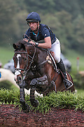 XAVIER FAER ridden by Tim Price (New Zealand) at Bramham International Horse Trials 2016 at  at Bramham Park, Bramham, United Kingdom on 11 June 2016. Photo by Mark P Doherty.