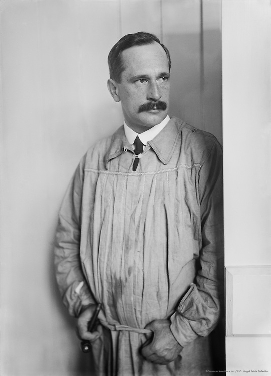 John Tweed, sculptor, 1912