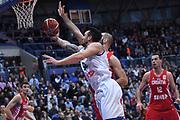 Christian Burns<br /> Nazionale Italiana Maschile Senior - 2019 FIBA Basketball World Cup Qualifiers<br /> Croazia Italia Croatia Italy<br /> FIP 2017<br /> Zagabria, 26/11/2017<br /> Foto M.Ceretti / Ciamillo-Castoria