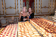 ALICE DAWSON; VANESSA GAWOOD, TATLER 300TH ANNIVERSARY PARTY. Lancaster House. St. james's. London. 14 October 2009 *** Local Caption *** -DO NOT ARCHIVE-© Copyright Photograph by Dafydd Jones. 248 Clapham Rd. London SW9 0PZ. Tel 0207 820 0771. www.dafjones.com.<br /> ALICE DAWSON; VANESSA GAWOOD, TATLER 300TH ANNIVERSARY PARTY. Lancaster House. St. james's. London. 14 October 2009