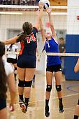 MCHS JV Volleyball vs Clarke