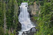 Alexander Falls<br /> near Whistler<br /> British Columbia<br /> Canada