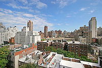 Roof View at 235 East 73rd Street