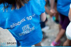 Kids run at 10th Nocna 10ka 2016, traditional run around Bled's lake, on July 09, 2016 in Bled,  Slovenia. Photo by Urban Urbanc / Sportida