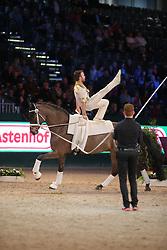 Klouda, Lukas, Danny Boy<br /> Leipzig - Partner Pferd<br /> Weltcup Voltigieren <br /> © www.sportfotos-lafrentz.de/Stefan Lafrentz