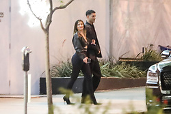 *PREMIUM EXCLUSIVE NO WEB UNTIL 1230PM EDT 9TH JUN* Kylie Jenner is spotted arriving and leaving with a mystery man locking arms together at Bootsy Bellows lounge which was closed. They left at approximately 1:20 AM together. The entire Bootsy Bellows was closed and was open just for them. 08 Jun 2020 Pictured: Kylie Jenner. Photo credit: MEGA TheMegaAgency.com +1 888 505 6342