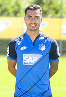 German Bundesliga - Season 2016/17 - Photocall 1899 Hoffenheim on 19 July 2016 in Zuzenhausen, Germany: Jiloan Hamad. Photo: APF  | usage worldwide
