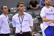 Riccardo Fois<br /> Nazionale Italiana Maschile Senior<br /> Torneo di Tolosa<br /> Belgio Italia Belgium Italy<br /> FIP 2017<br /> Tolosa, 19/08/2017<br /> Foto M.Ceretti / Ciamillo - Castoria