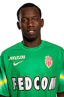 Seydou SY - 29.08.2014 - Photo officielle Monaco - Ligue 1 2014/2015<br /> Photo : Stephane Senaux / AS Monaco / Icon Sport