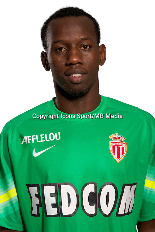 Seydou SY - 29.08.2014 - Photo officielle Monaco - Ligue 1 2014/2015<br /> Photo : Stephane Senaux / AS Monaco / Icon Sport