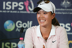 Womens Australian Open Golf 2013