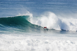 October 12, 2017 - Current World No.3 on the Jeep Leaderboard Julian Wilson of Australia finished equal 25th in the 2017 Quiksilver Pro France after placing second to wildcard Marc Lacomare of France in Heat 1 of Round Two at Hossegor. (Credit Image: © WSL via ZUMA Press)
