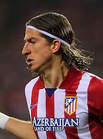 Filipe Luis of Atletico Madrid