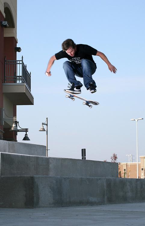 ANCHORAGE, ALASKA - 2009: Will Ingram.