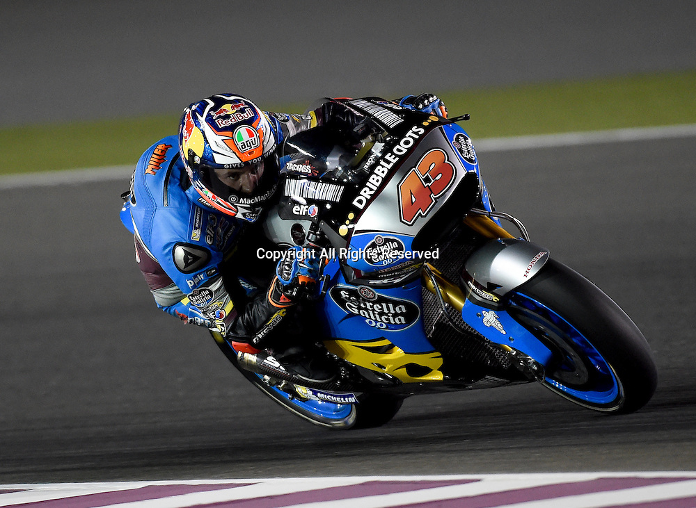 19.03.2016. Losail International Circuit, Doha, Qatar.Commercial Bank Grand Prix of Qatar.  Jack Miller (Marc VDS) during the qualifying sessions.