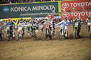 2013 AMA Supercross Series.Angel Stadium.Anaheim, California..January 5, 2013
